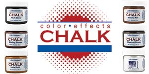 Colour effects loose chalks