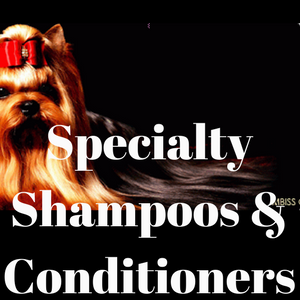 Specialty Shampoos & Conditioners