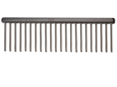 "Buttercomb 4 1/2"" Styling Comb All Coarse"