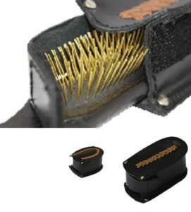 Leather Brush Protectors