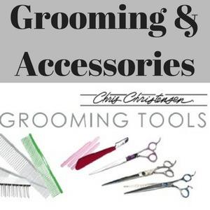 Grooming Tools & Accessories
